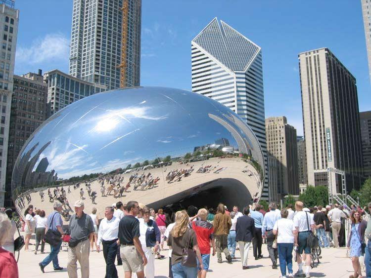 Public Workshop to lead guerilla building workshop in Chicago's wonderful Millenium Park?