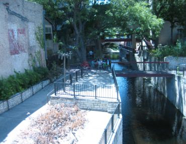 Waller Creek Is For Brunch? For muffins + empanadas? For Lounging pleasantly as turtles float by?