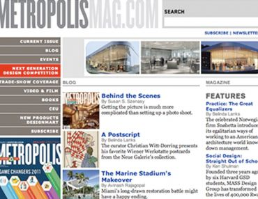 News: Have A Look At Our Article On Metropolis Magazine's Website!