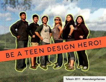 Can #teendesignheroes Be Creative Role Models For Adults + Subversive Agents Of Change?
