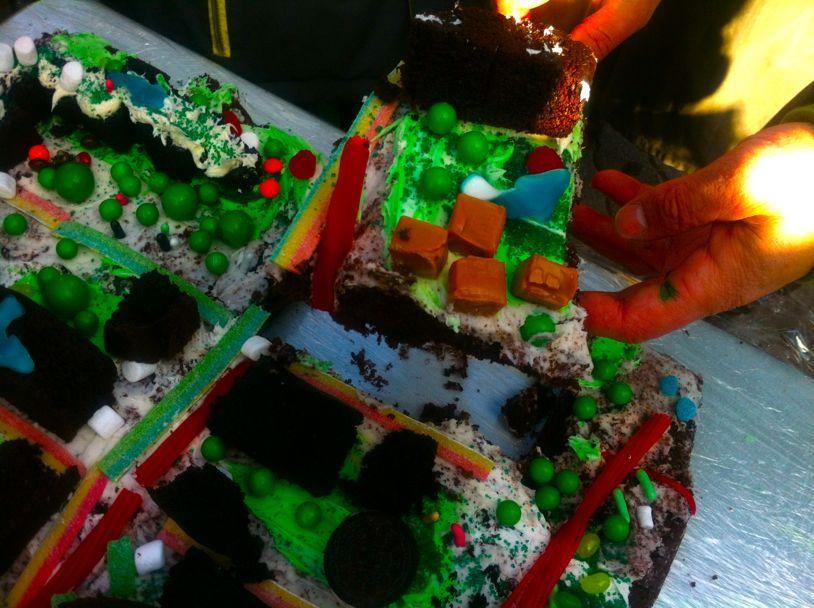 Chocolate Cake Helps Montreal Residents Explore The Future Of Their Neighborhood.