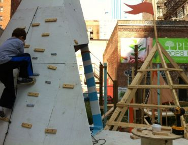 'It Would Be Great If We Had This (Youth-Built Adventure Playgrounds) All Over Philly'.